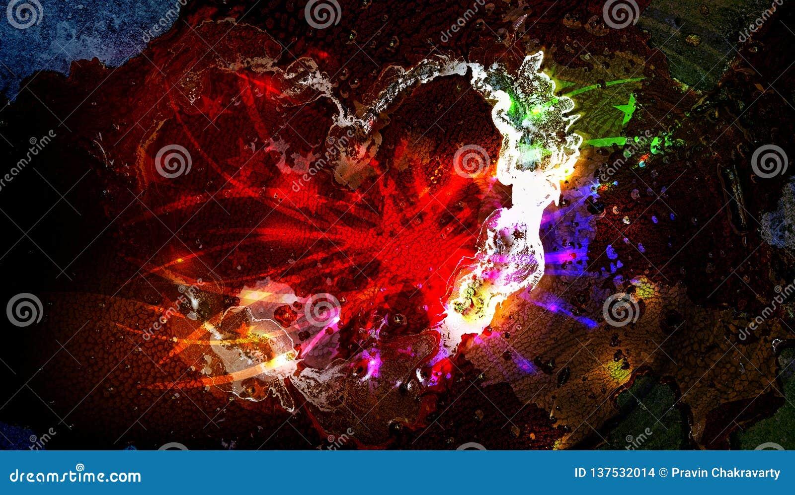 Indisch festival van holi kleurrijke lichte achtergrond