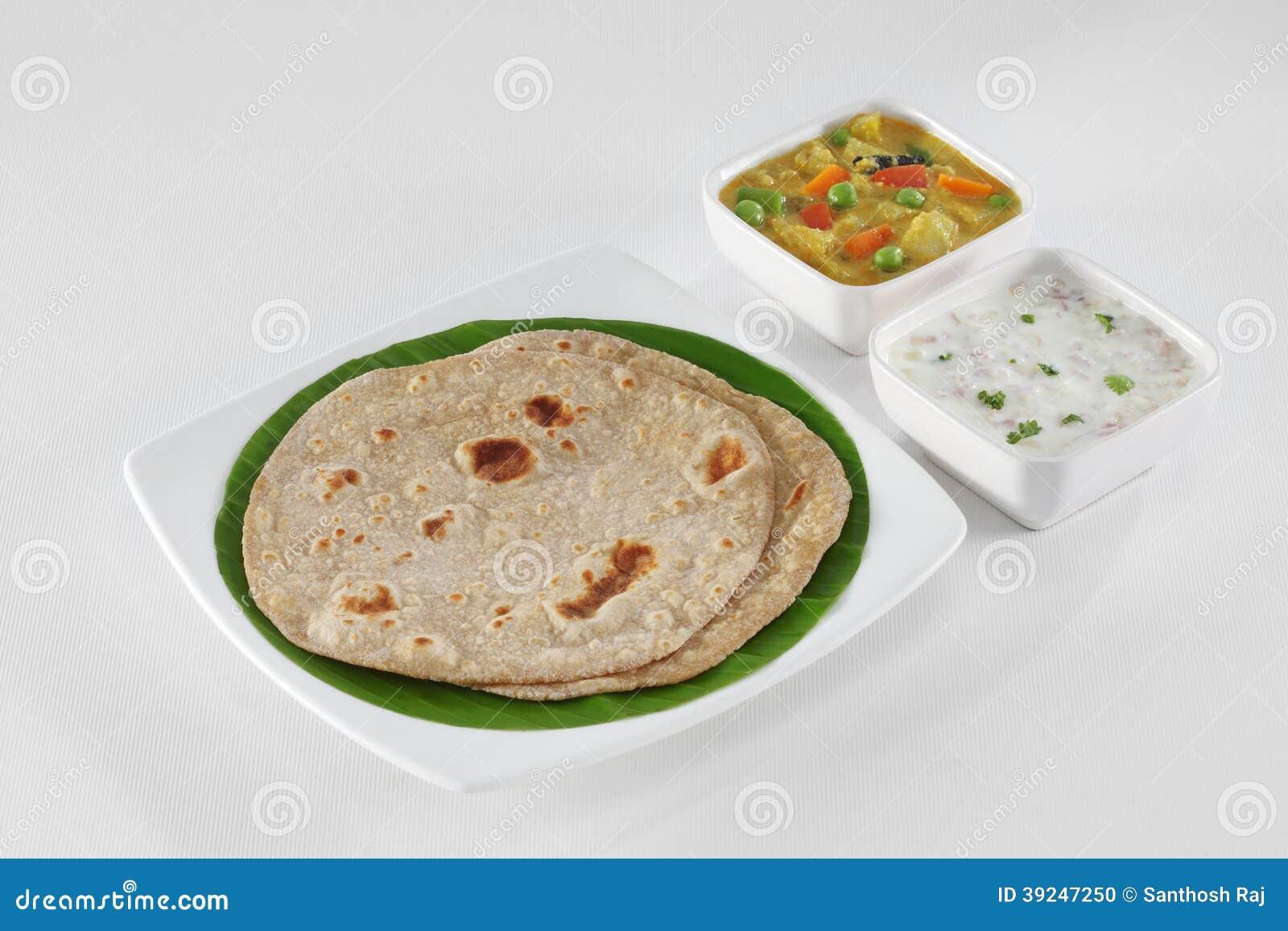 Indisch voedsel