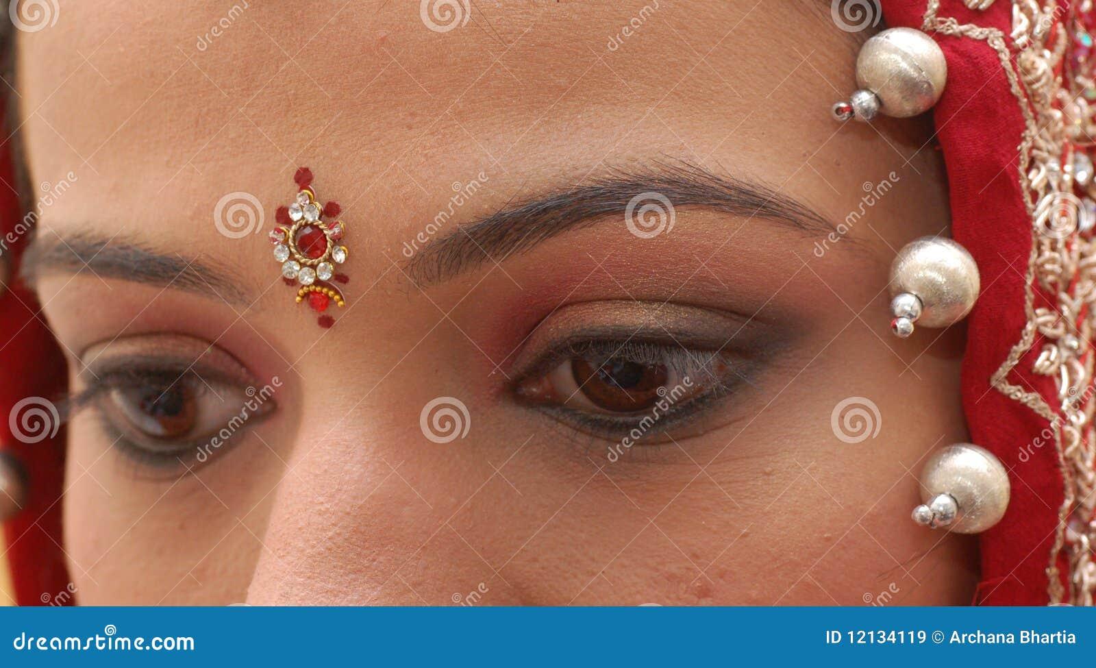 Indische Braut