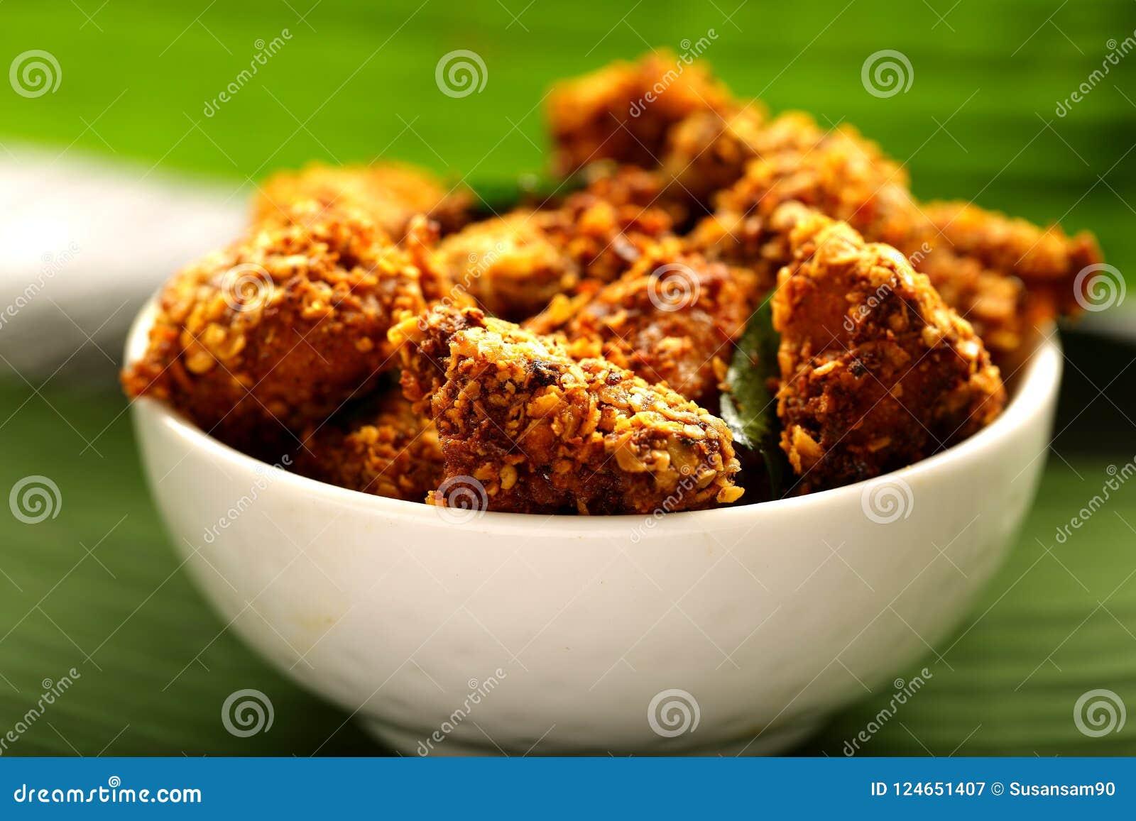 Indische cuisine- Heerlijke gebraden kip