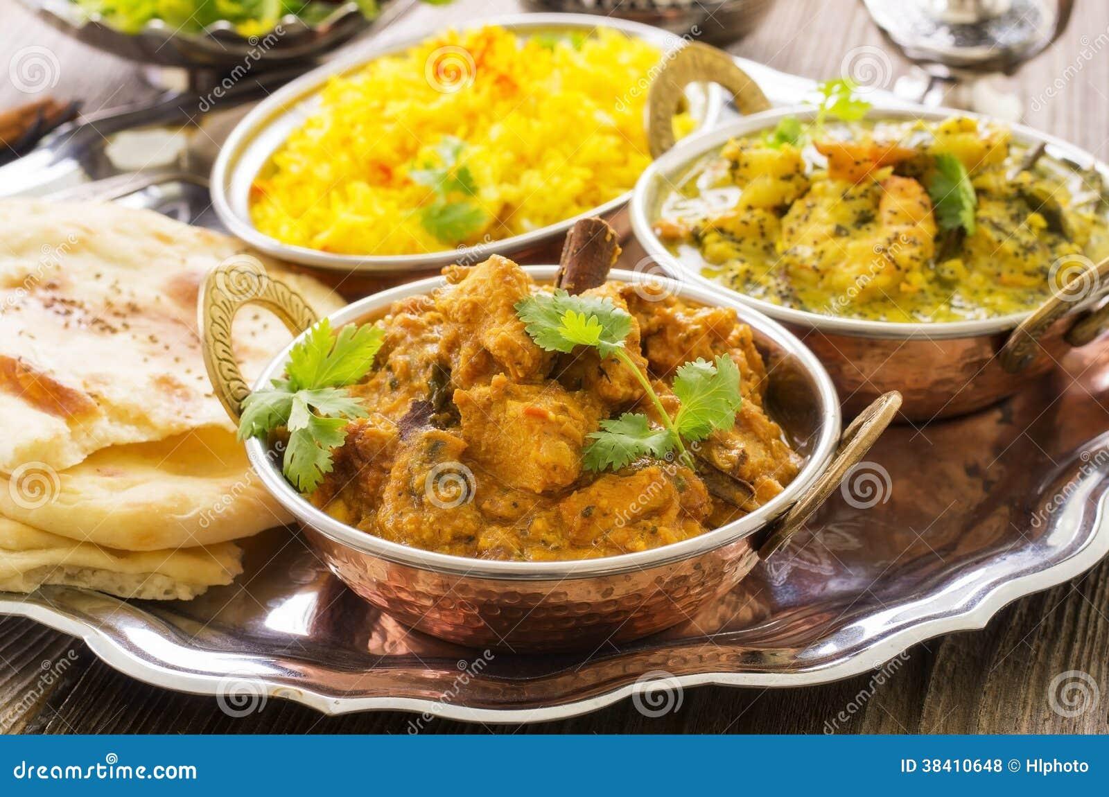 indische küche lizenzfreie stockfotos - bild: 38410648