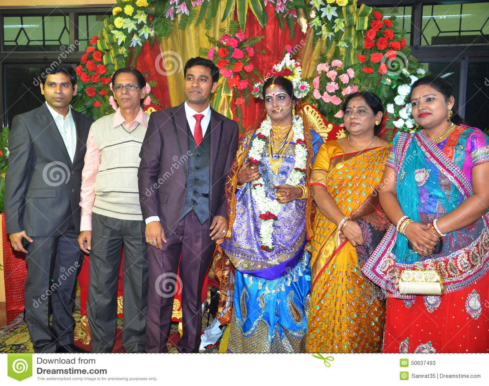 Indische Trauung