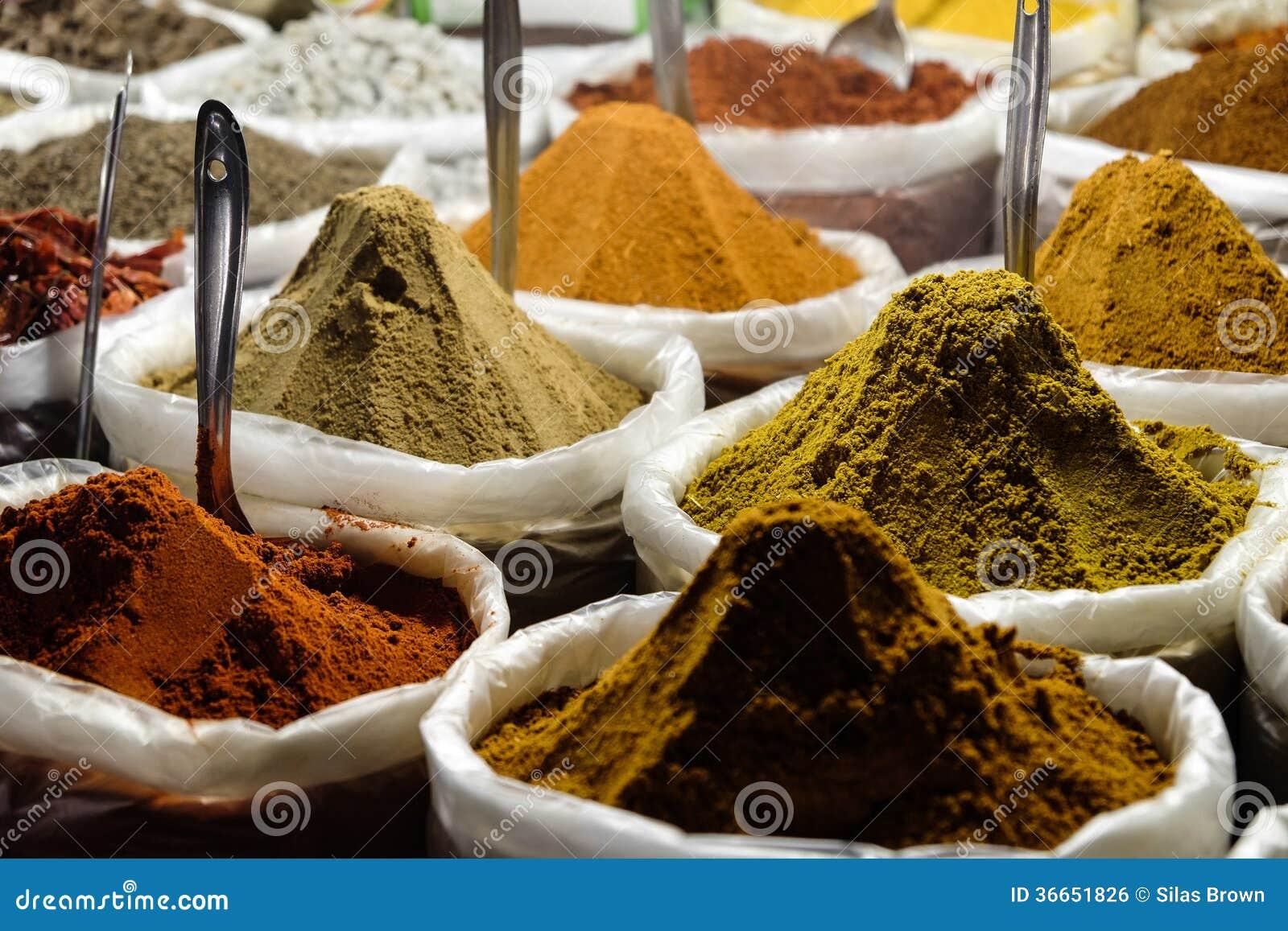 Indisk krydda