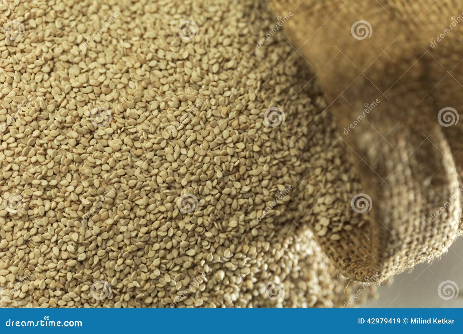 Indisk krydda-sesam