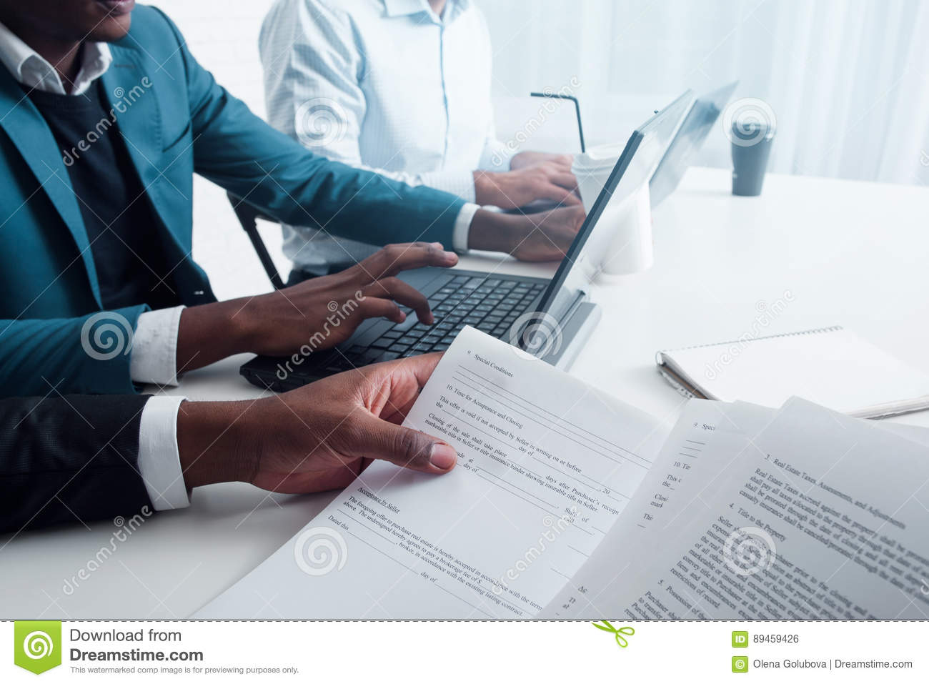 Individual business consulting for companies