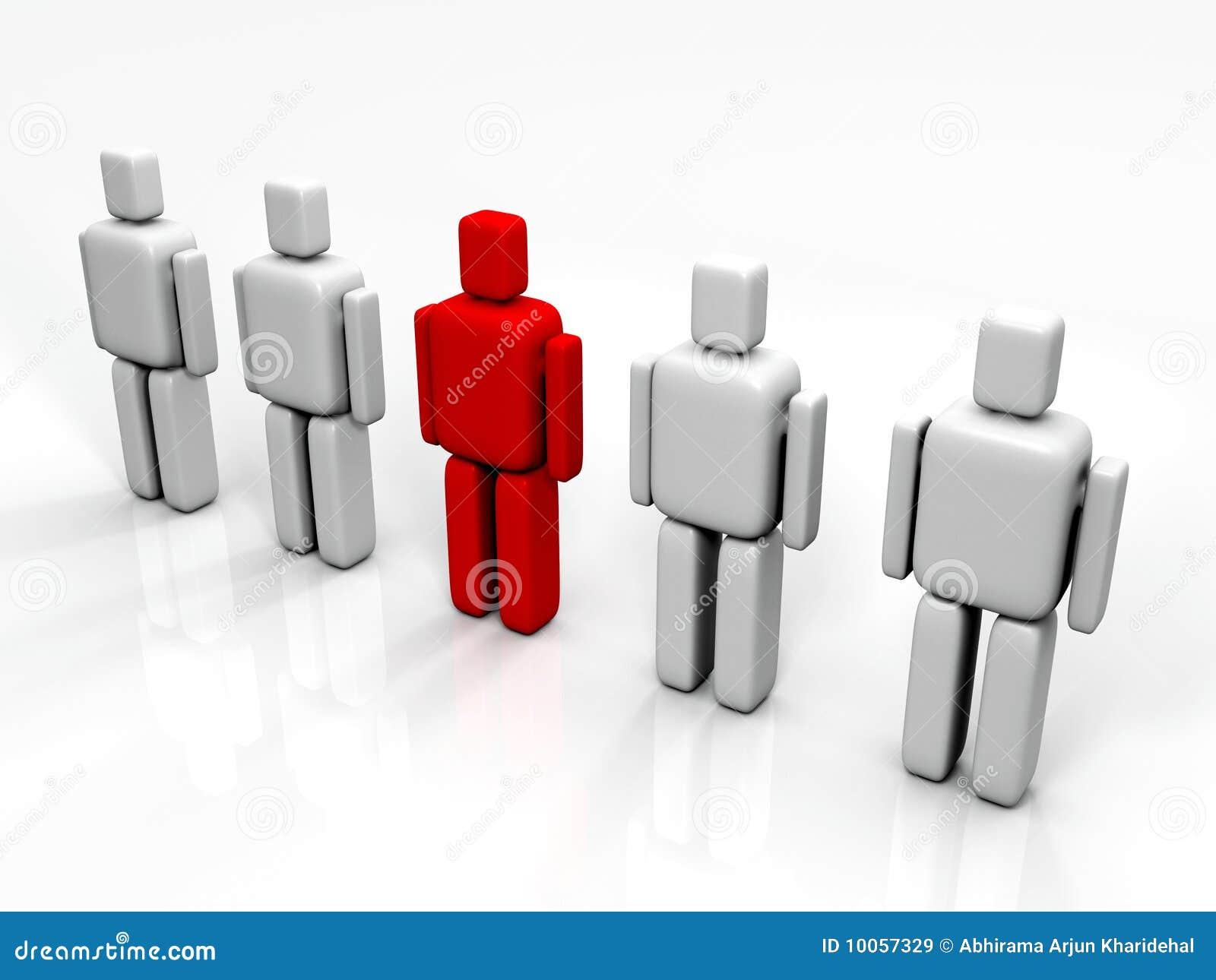 Individualidade em uma equipe