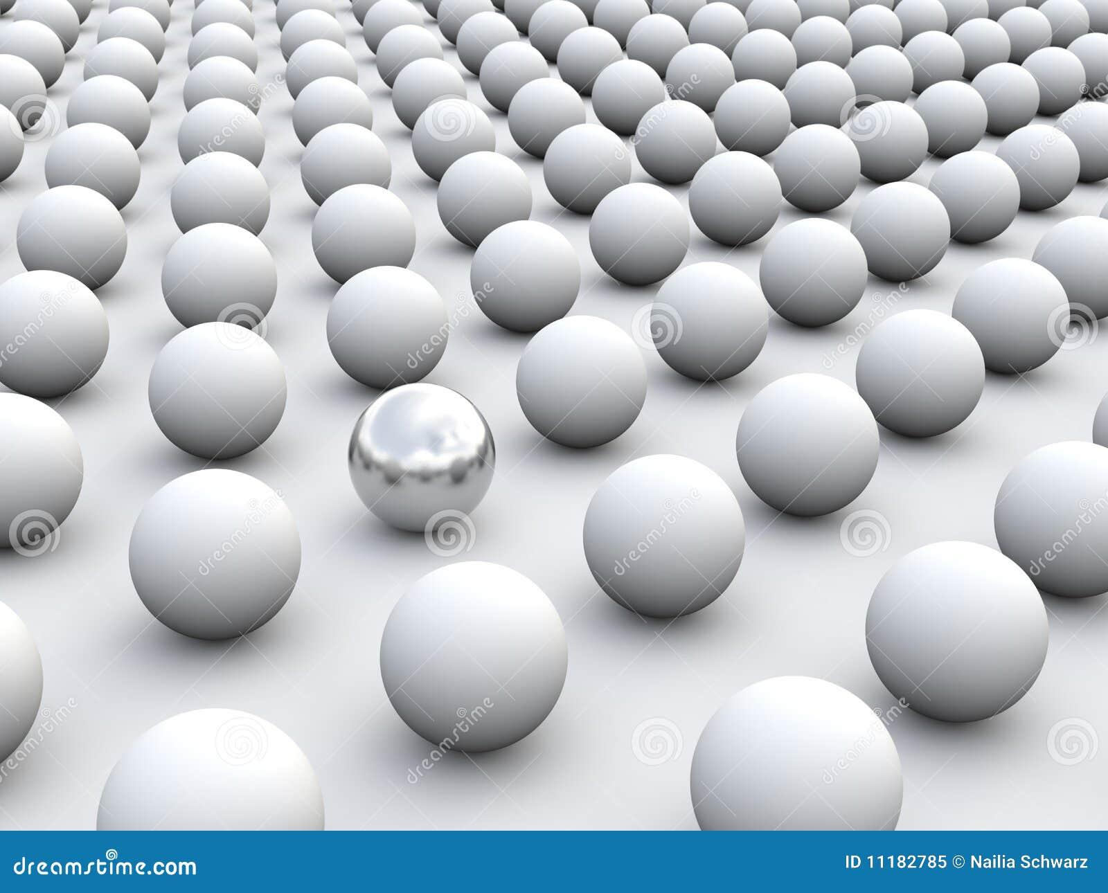Individualismo y unicidad del concepto 3D