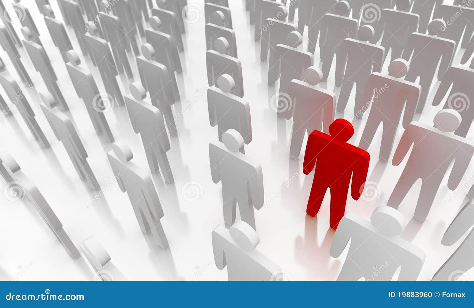 Individuality Concept Stock Photo Image 19883960