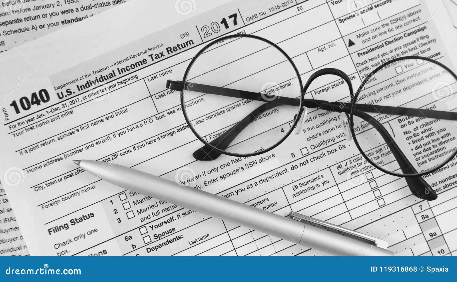 Individuell inkomstskattretur