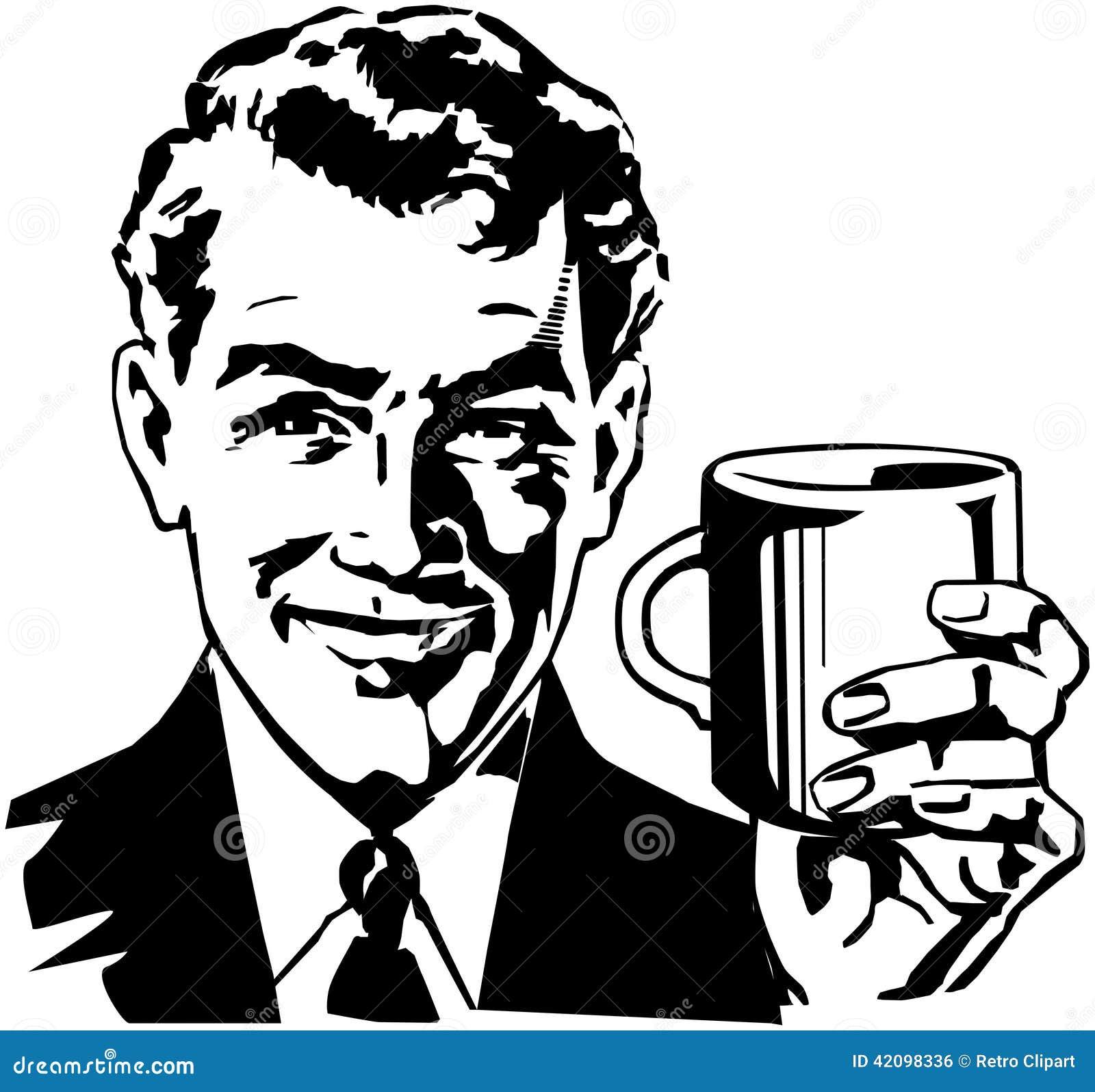 Individuo del café