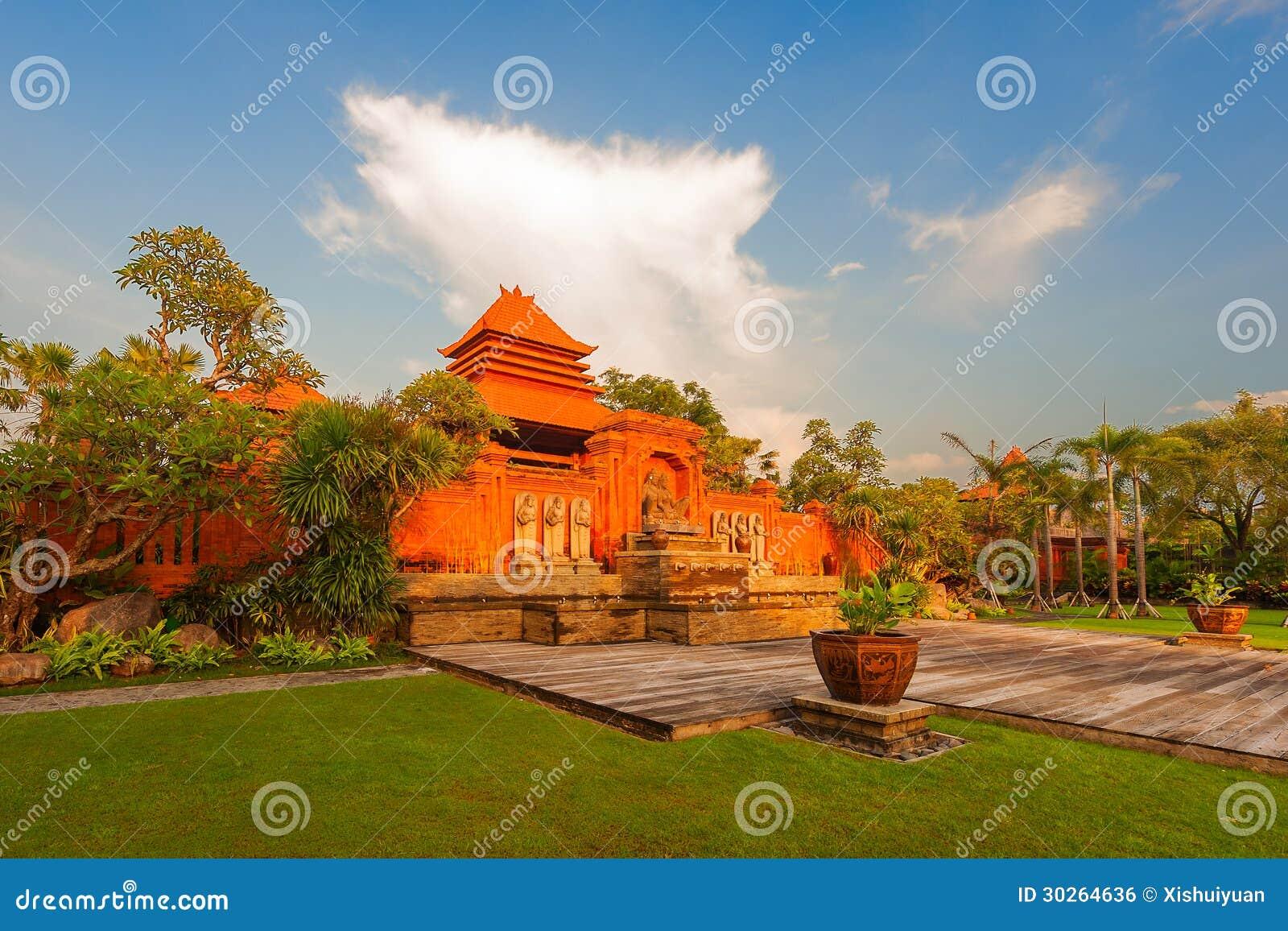 De tempel van dageraad