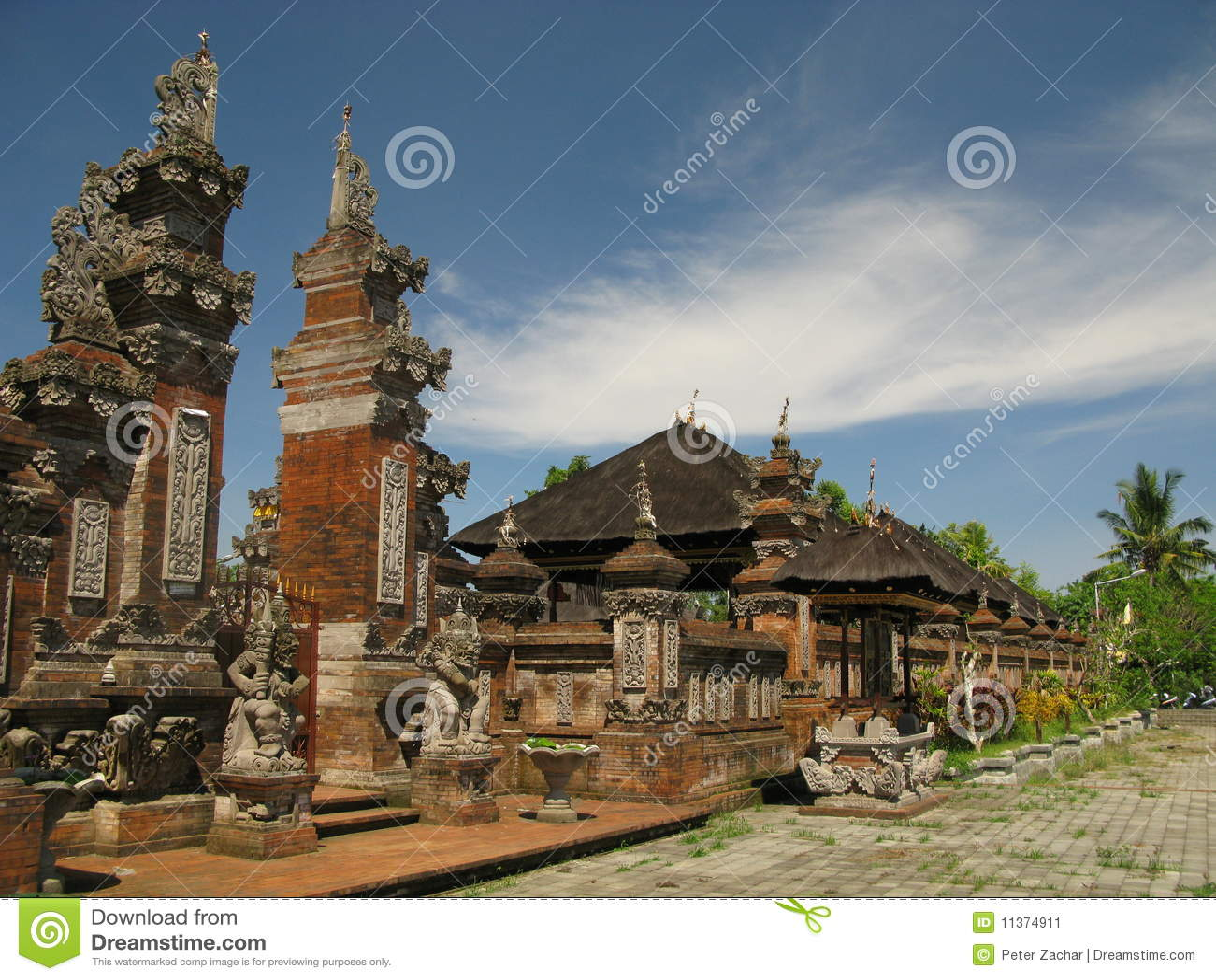 Indonesia świątynia