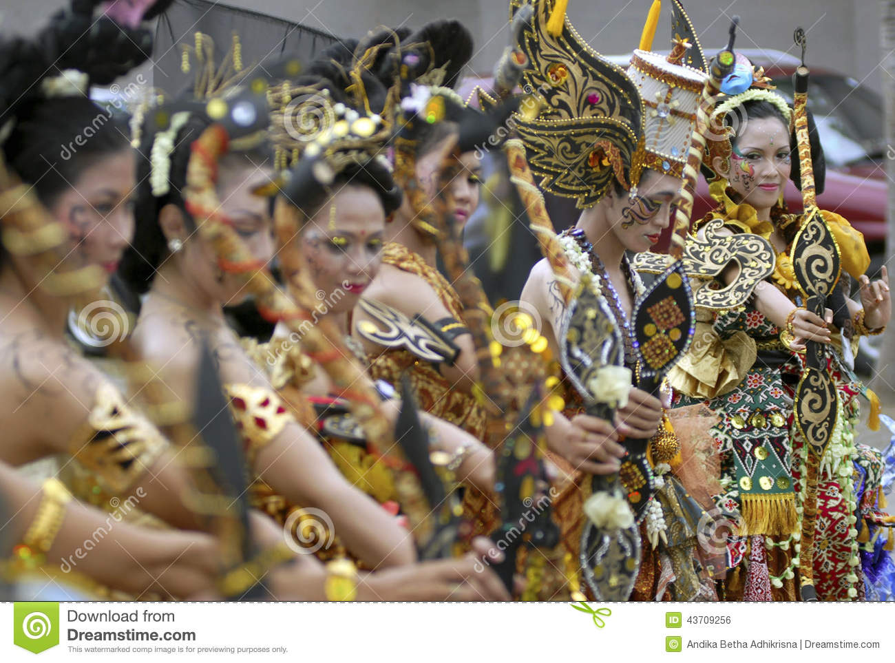 INDONESIA ART AND CULTURE editorial photo. Image of influence  43709256