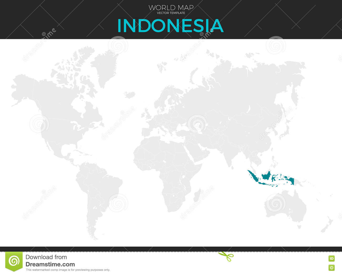 indonesia location map stock vector illustration of place 73377502 dreamstime com