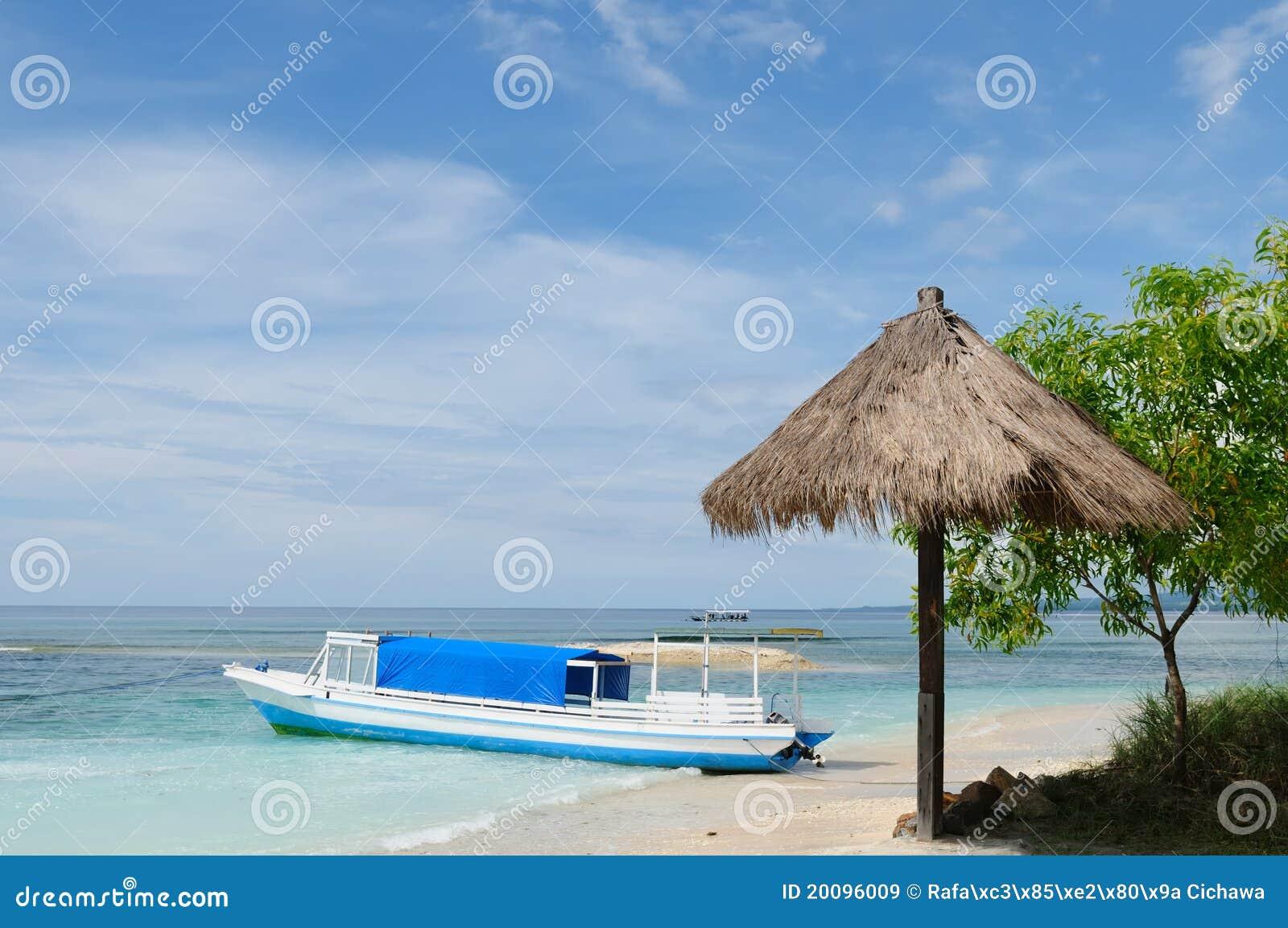 Indonesia, Lombok. Islas de Gili
