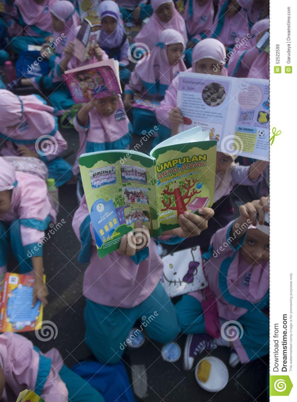 INDONESIA LOSING GROUND ON EDUCATION Editorial Stock Image - Image
