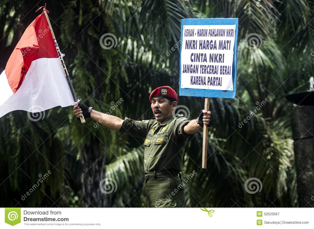 INDONESIA NATIONALISM SENTIMENT