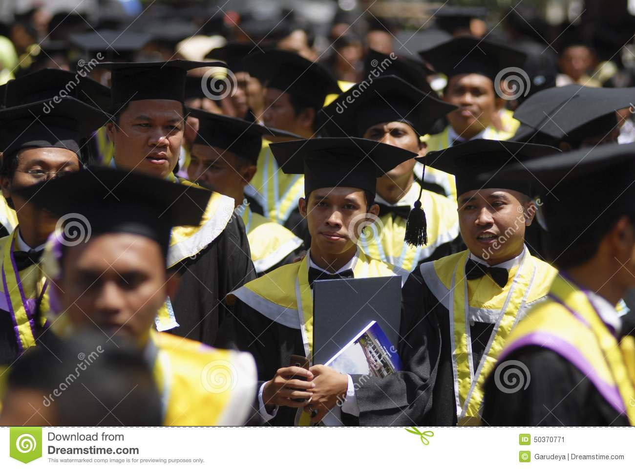 INDONESIA NEEDS MORE DOCTORATE LECTURERS