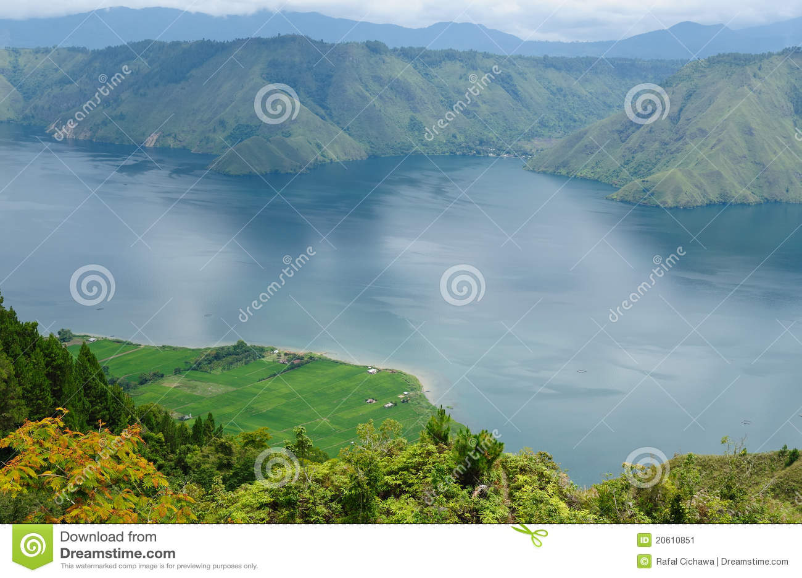 Indonesia, Sumatra, Danau Toba