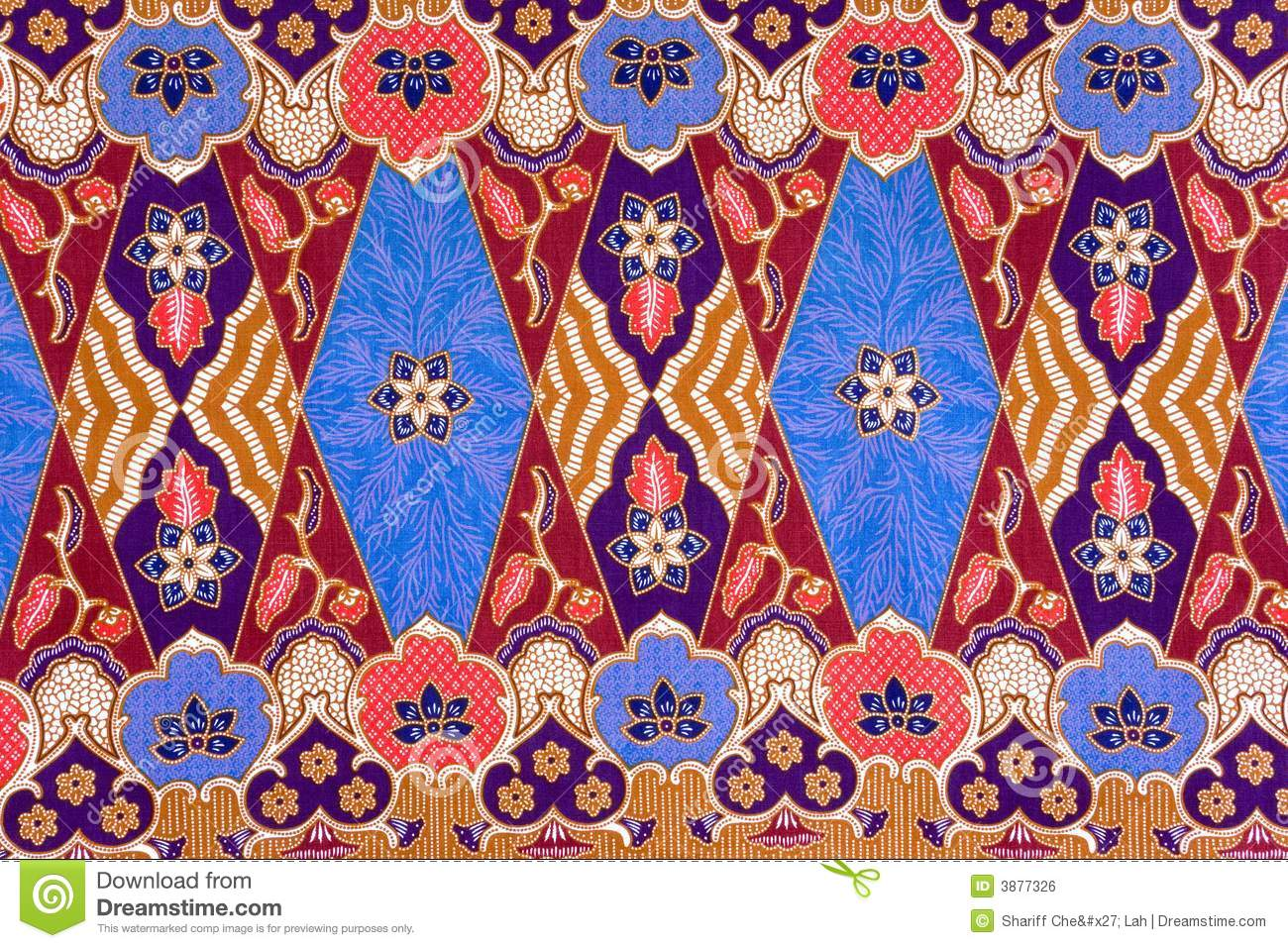 Indonesian Batik Vector Pattern Download Free Portal