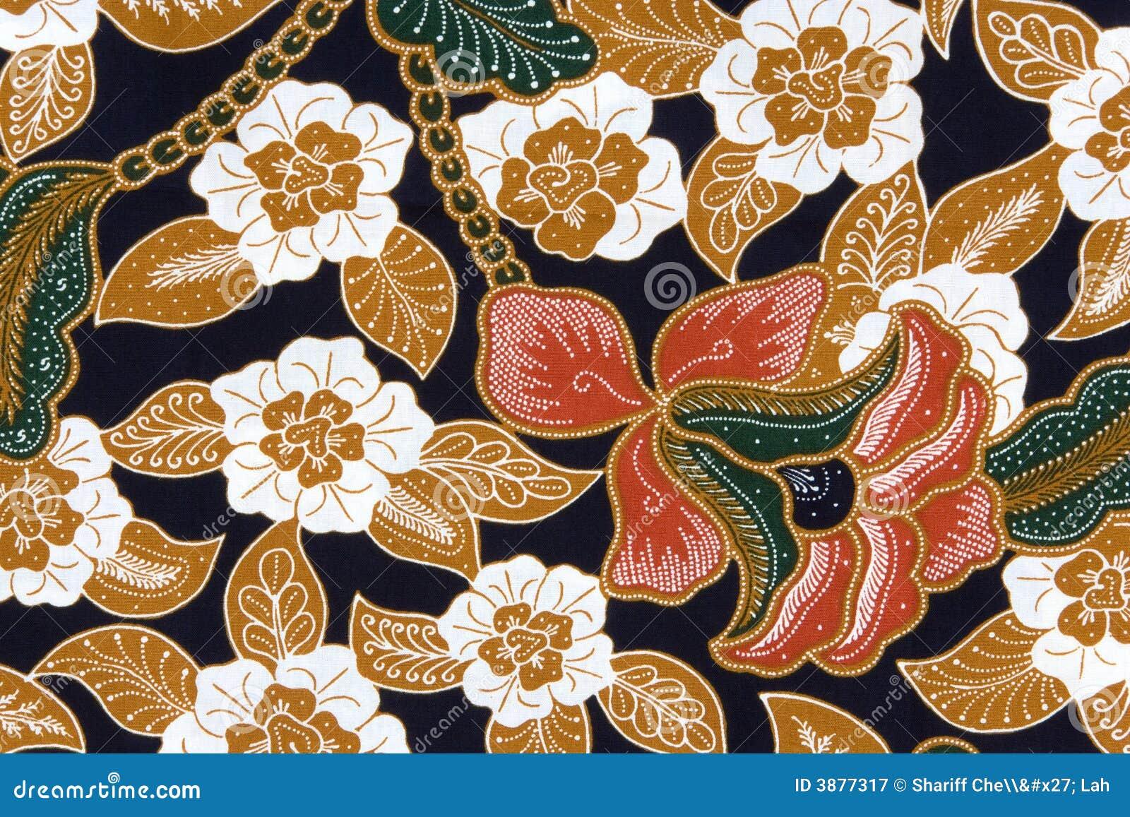 Batik Design Indonesian Batik Saron...