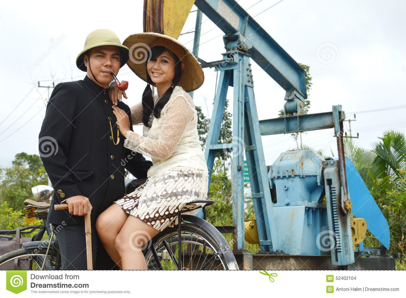 Indonesian dating customs
