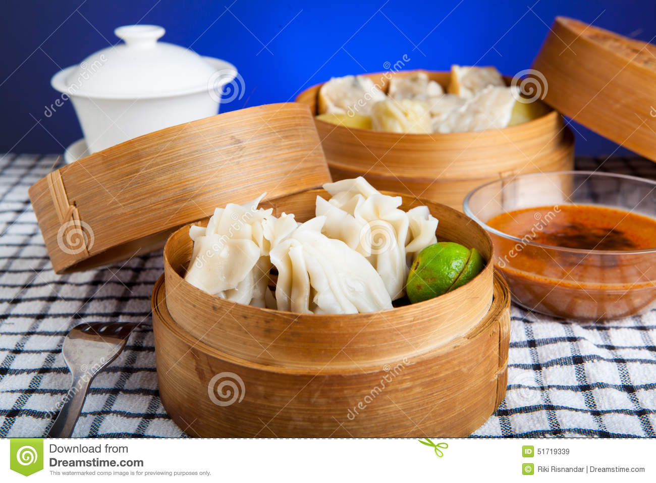 Tahu stock photos royalty free pictures indonesian food siomay bandung with blue dark background indonesian food siomay bandung it is altavistaventures Image collections