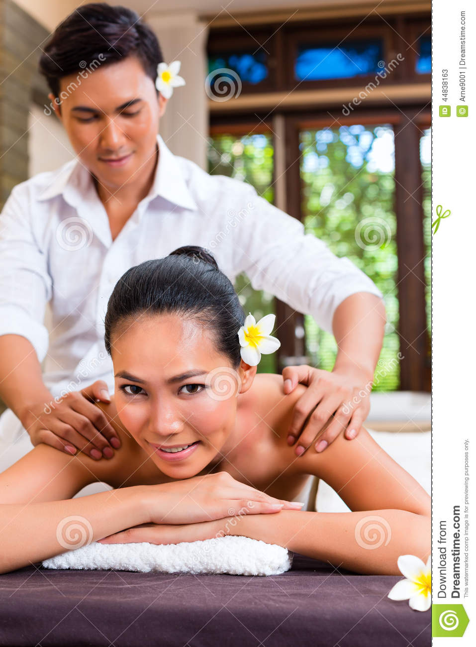 Asian male massage recommend