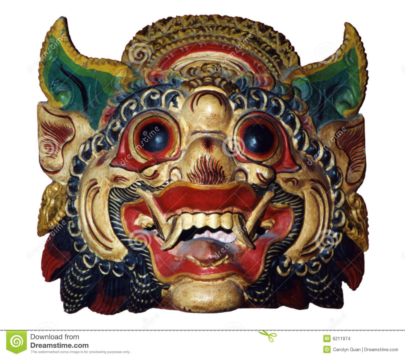 Indonesian mask stock images image 6211974 for The mask photos gallery