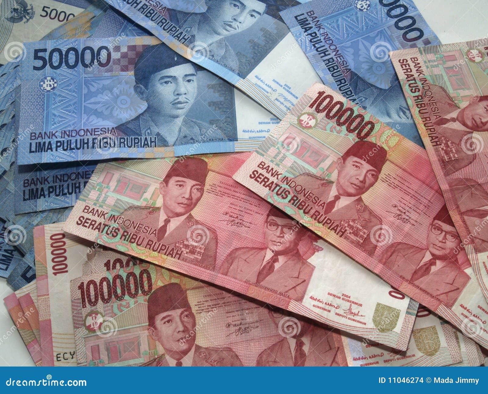 Rupia Indonesia