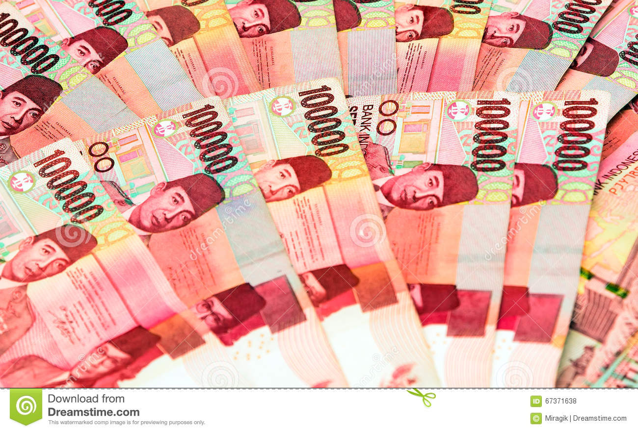 Indonesian Rupiah Notes 100000 Stock Photo - Image of money