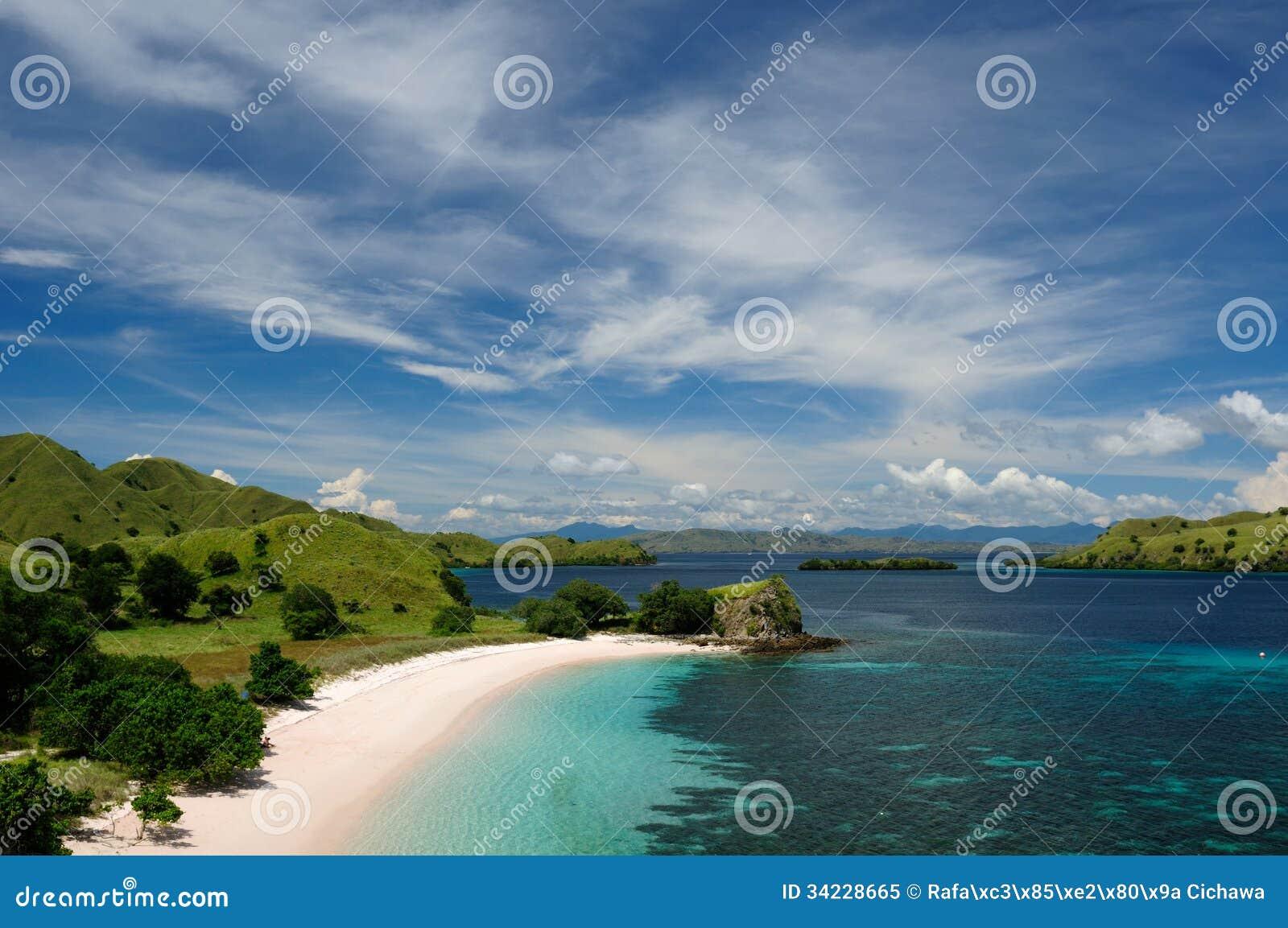 Indonesisch landschap