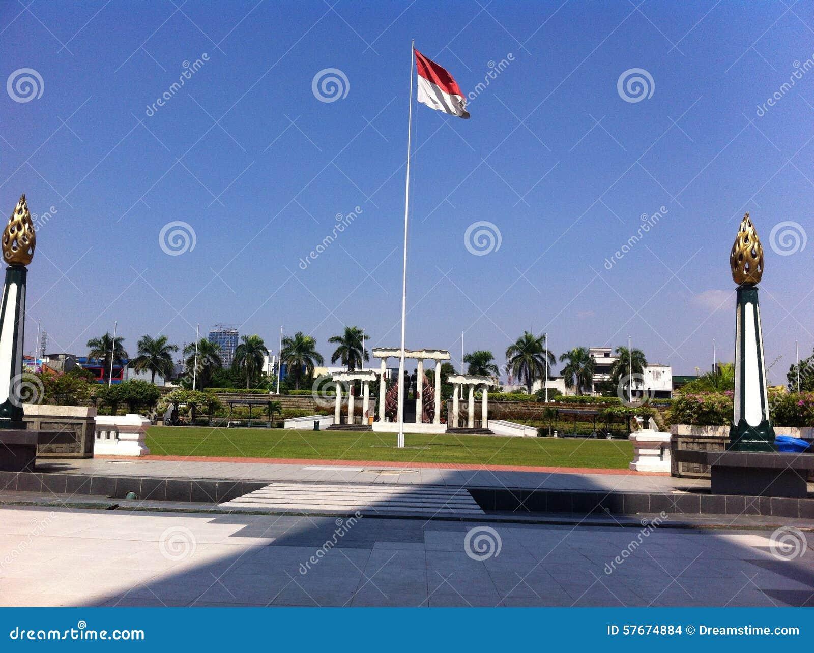 INDONEZYJCZYK flaga