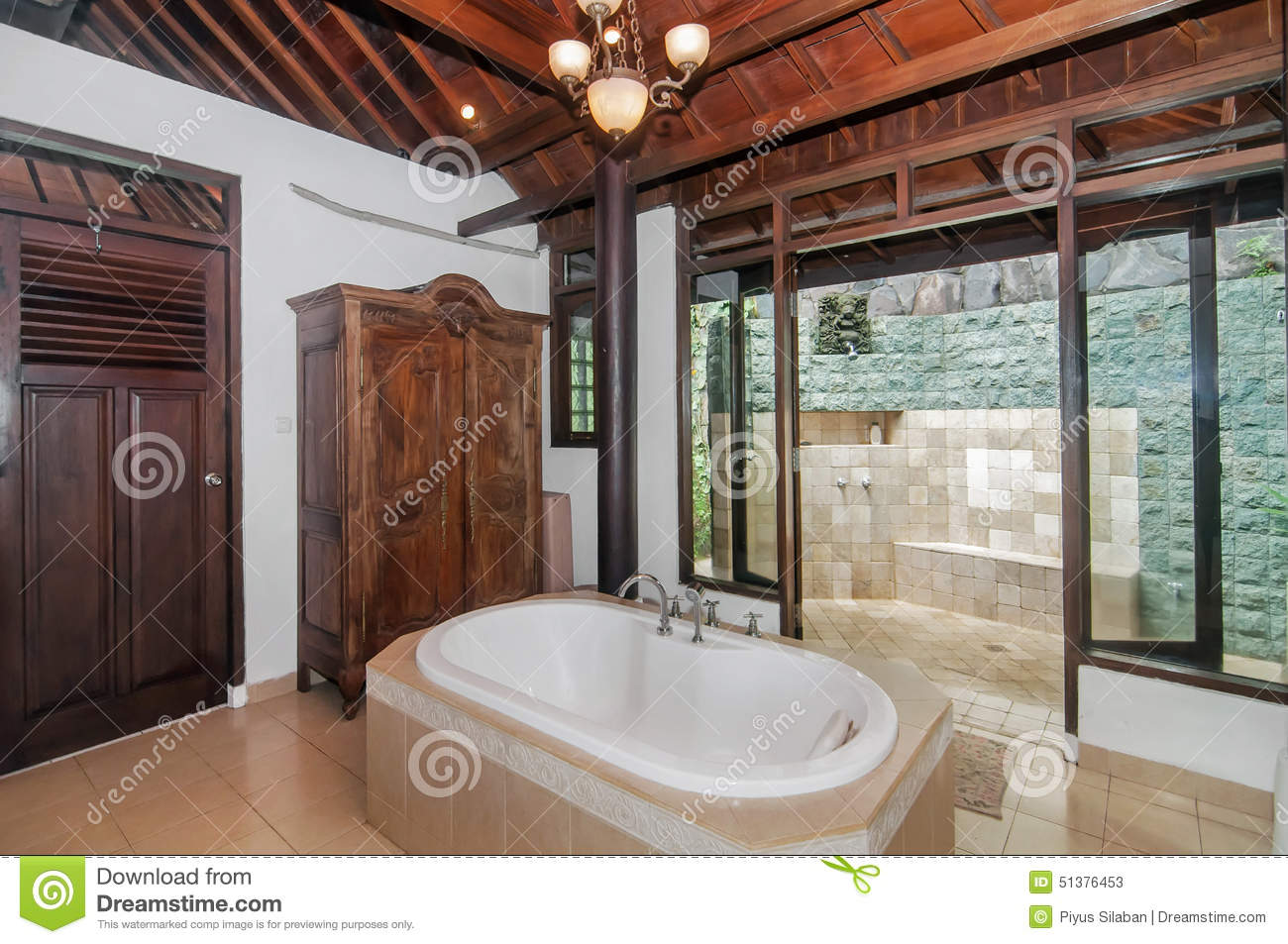 Indoor Clean Bathup stock image. Image of soap, shower - 51376453
