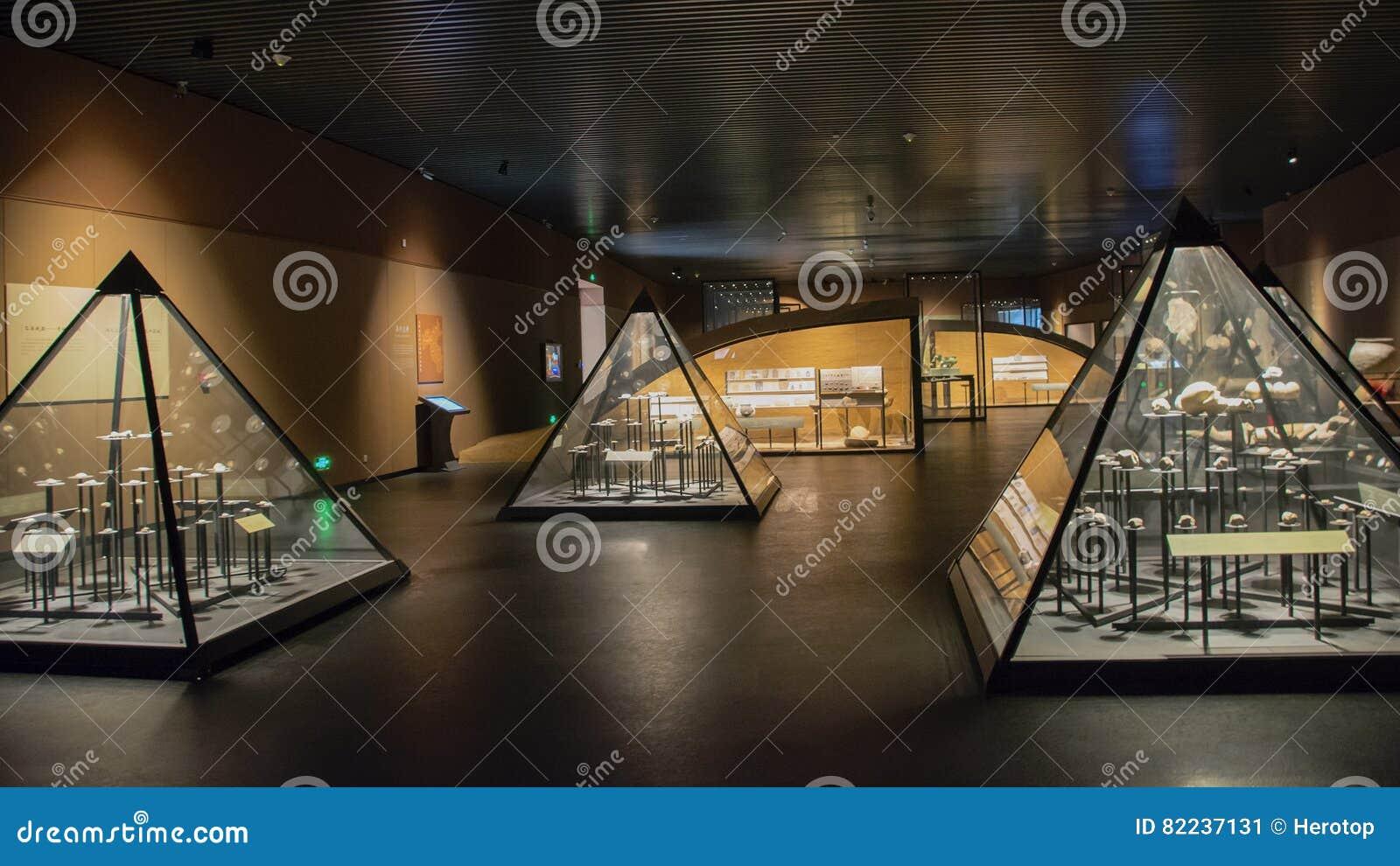 Indoor exhibition hall