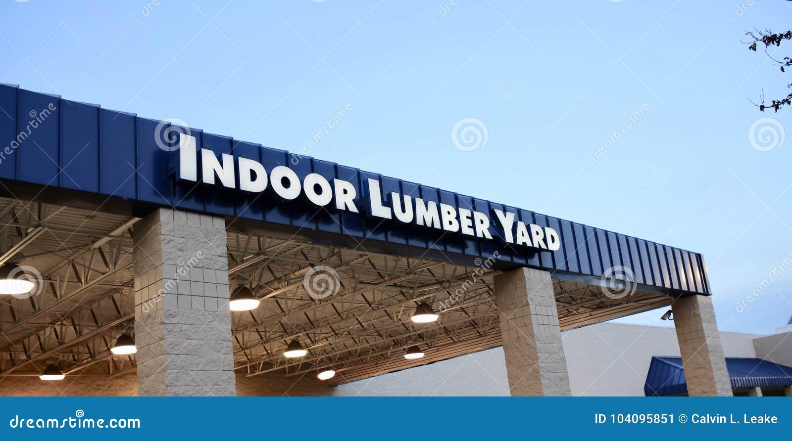 Indoor lumber yard editorial photo image of cedar piles
