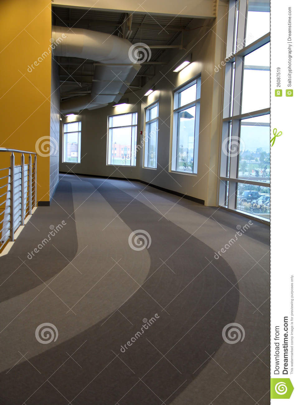 Indoor Running Track Royalty Free Stock Images Image