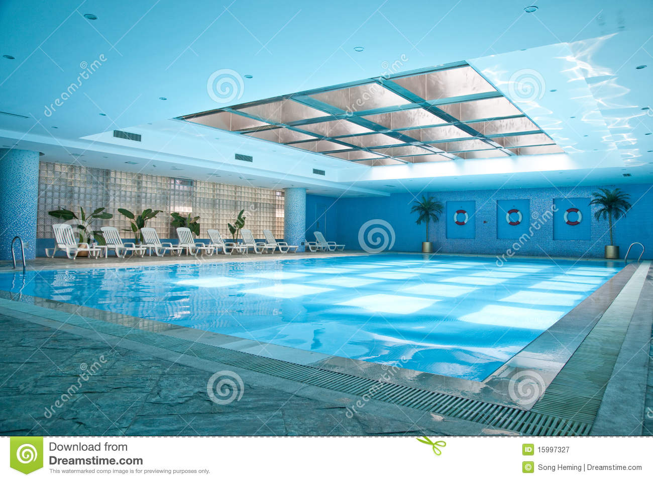 Indoor swimming pool stock image image of inside health 15997327 for Wetherby swimming pool swim times