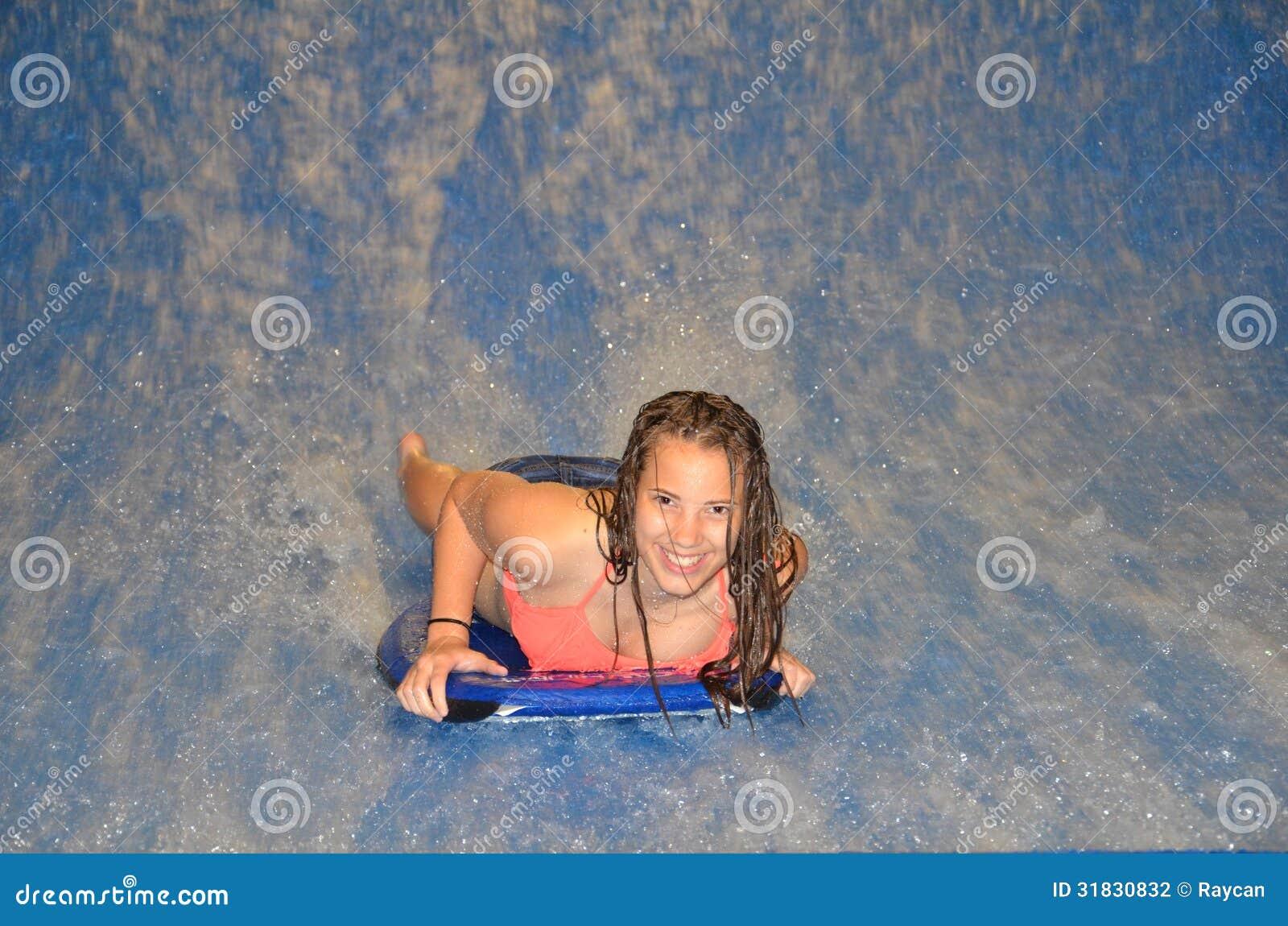 Indoor Water Boarding