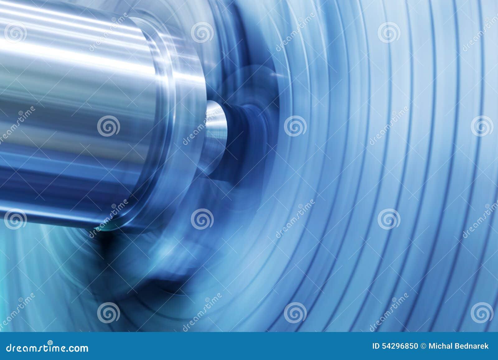 Industriële Achtergrond Het boren, boring machine op het werk