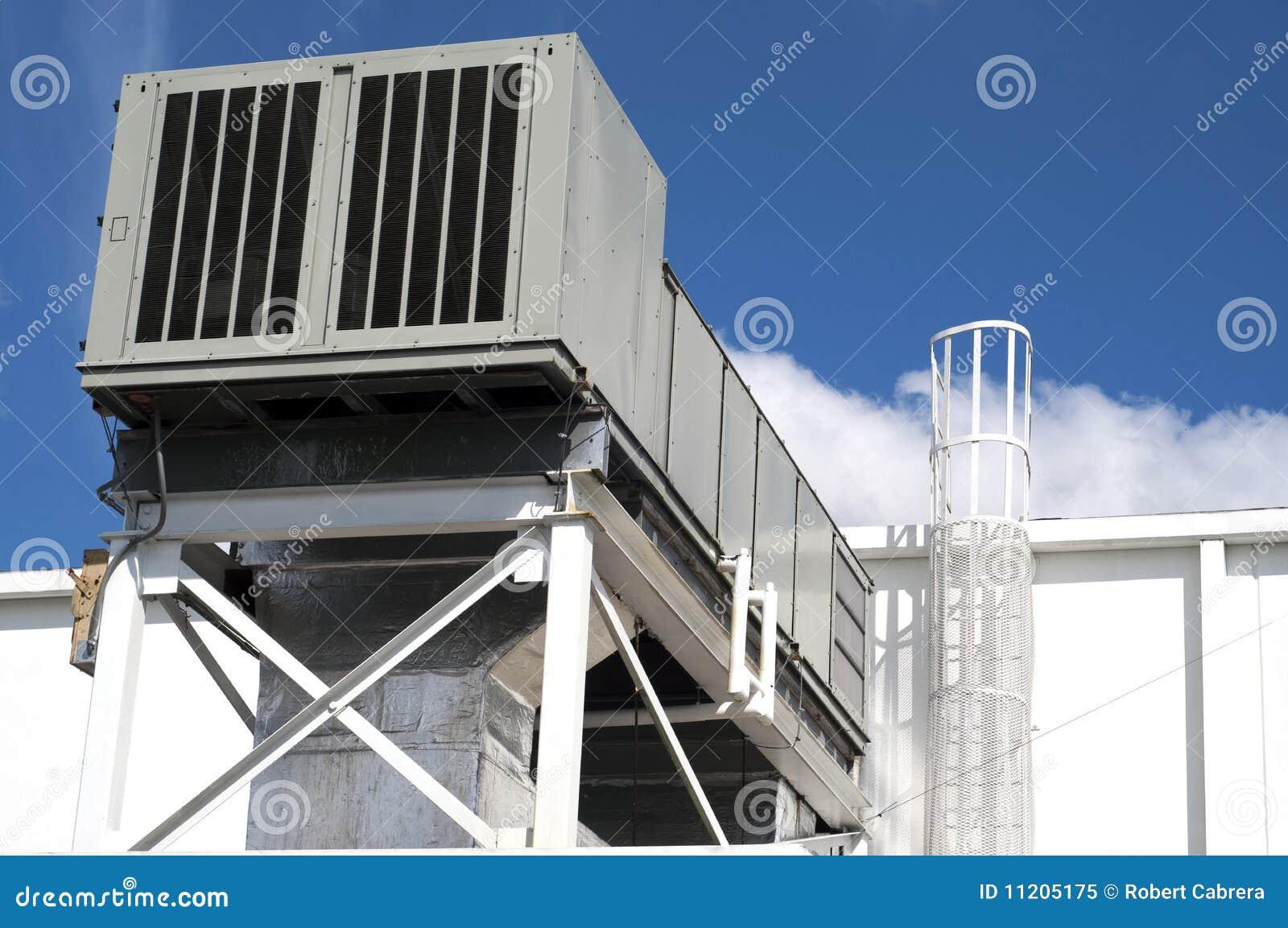 Industriële de eenheid van de airconditioning
