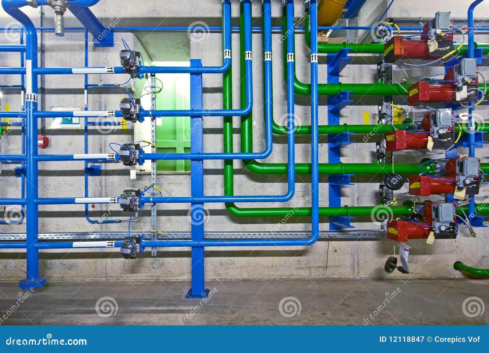 Industriële hydraulica