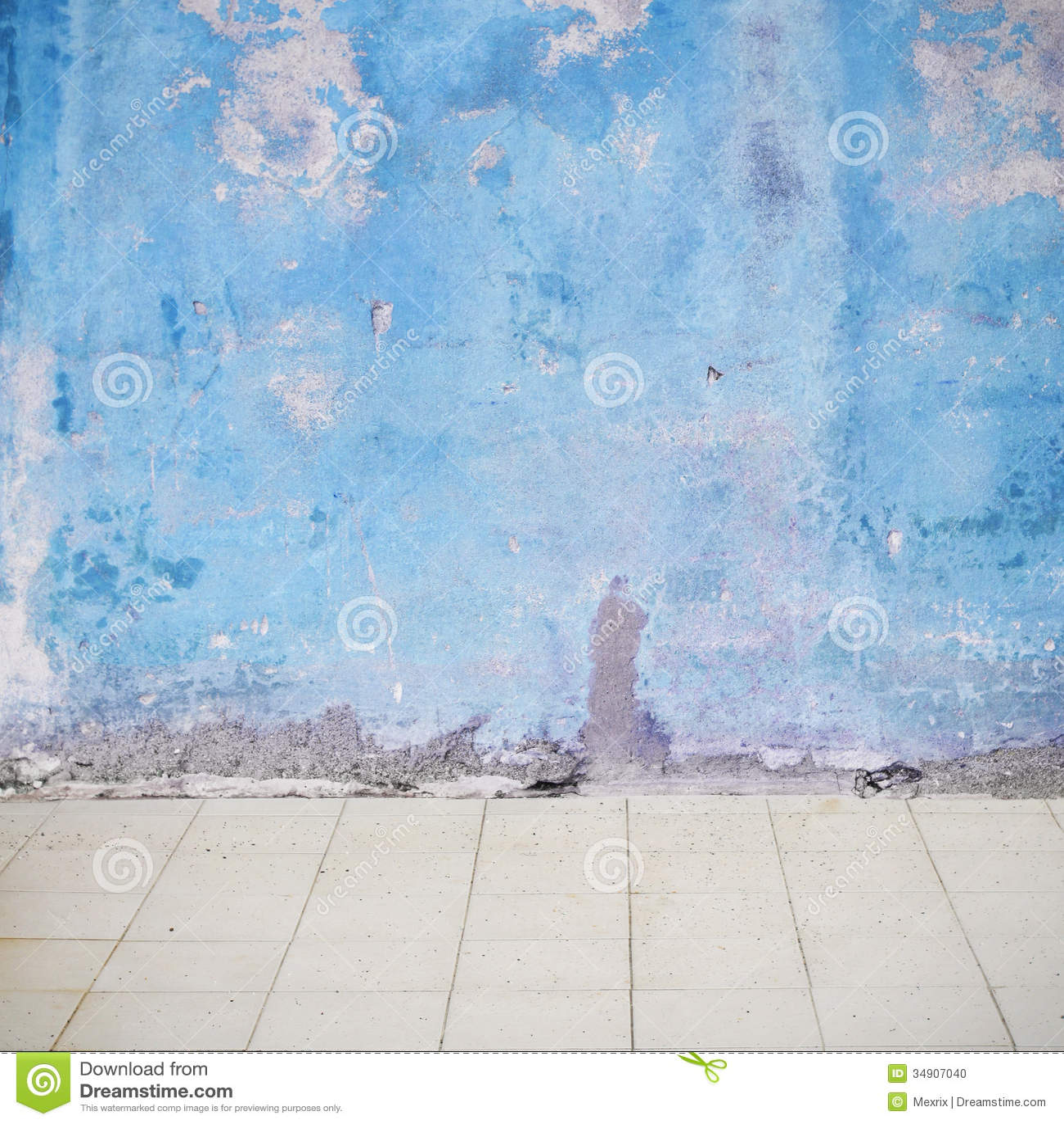 Industri le muur stock foto beeld 34907040 for Industriele muur
