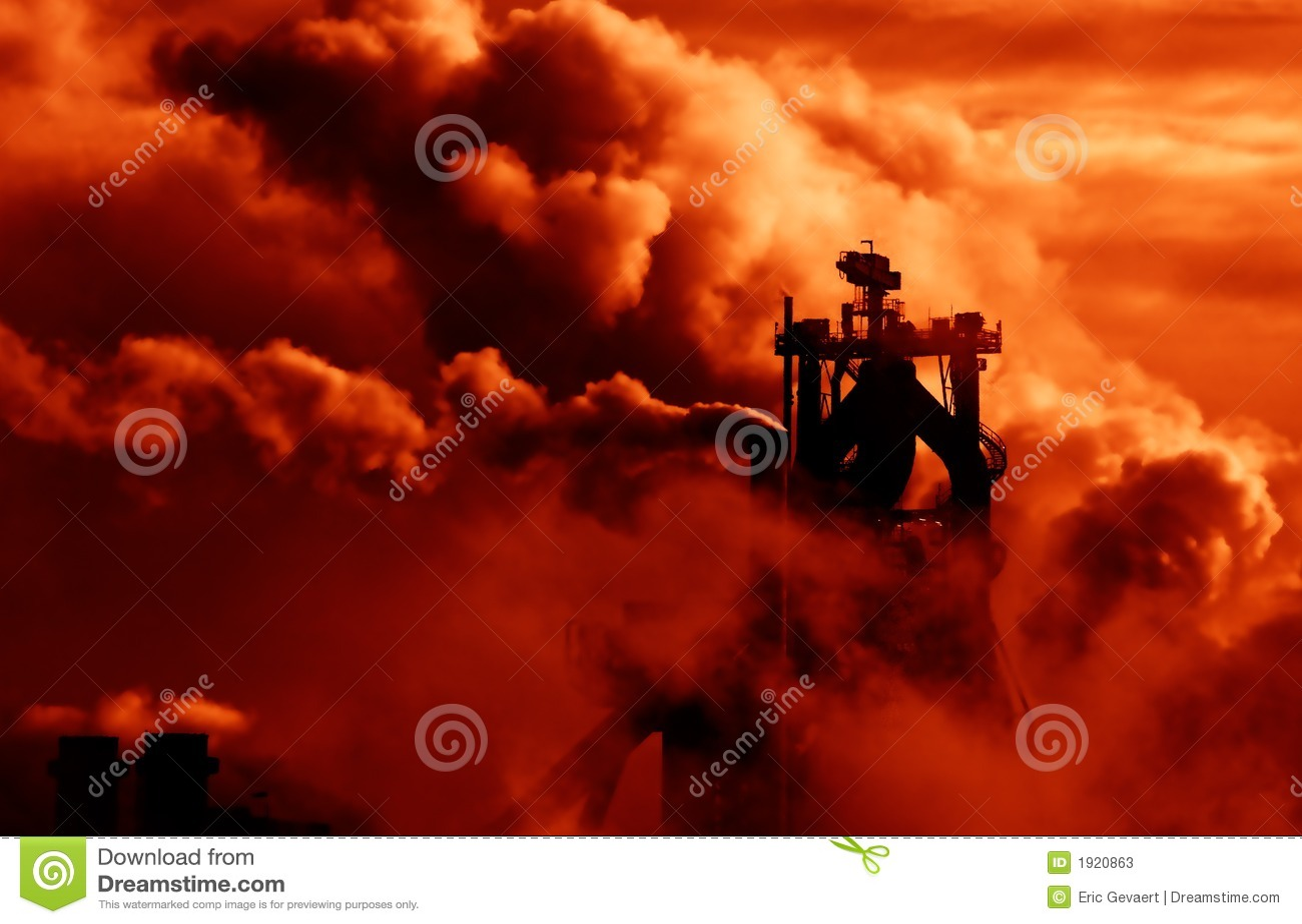 Industriële rook