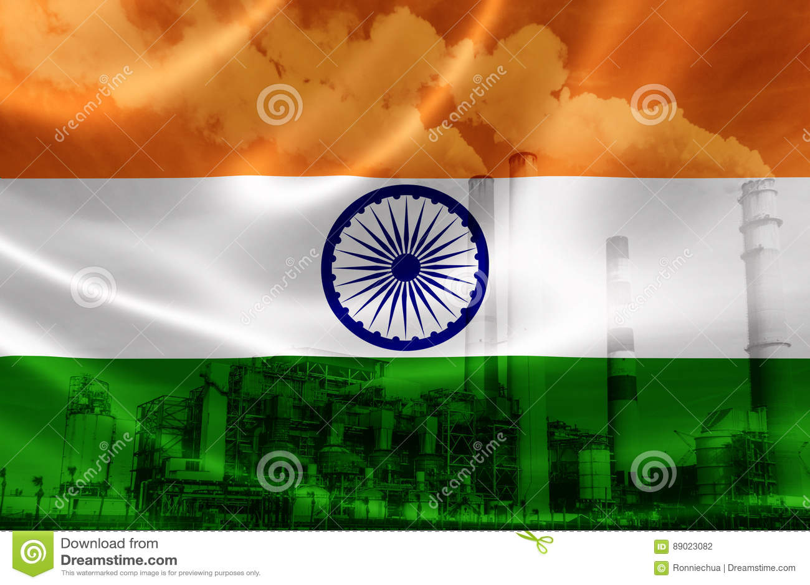 Industriële Verontreiniging in India