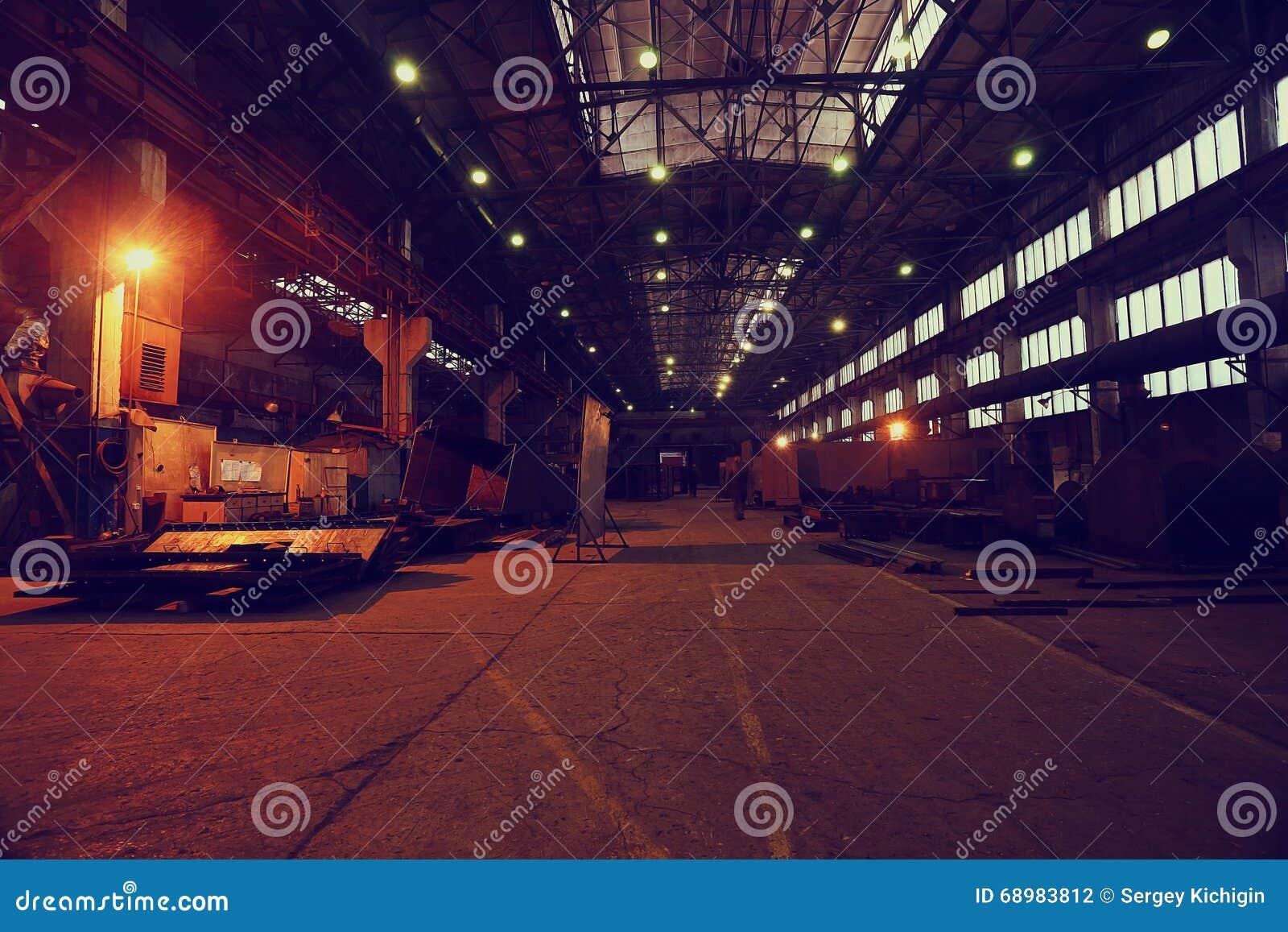 Industria de la ingeniería de planta