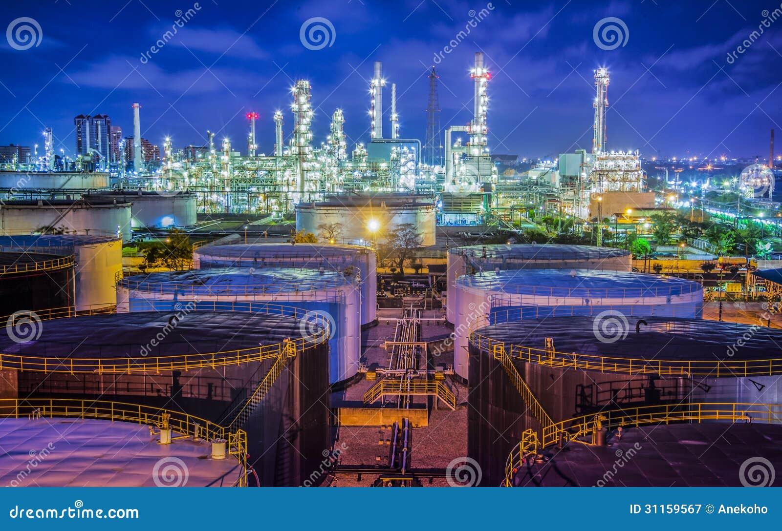 Industria refinary del aceite