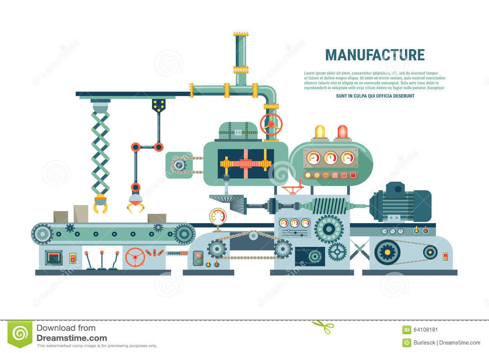 machinery equipment and linen pdf