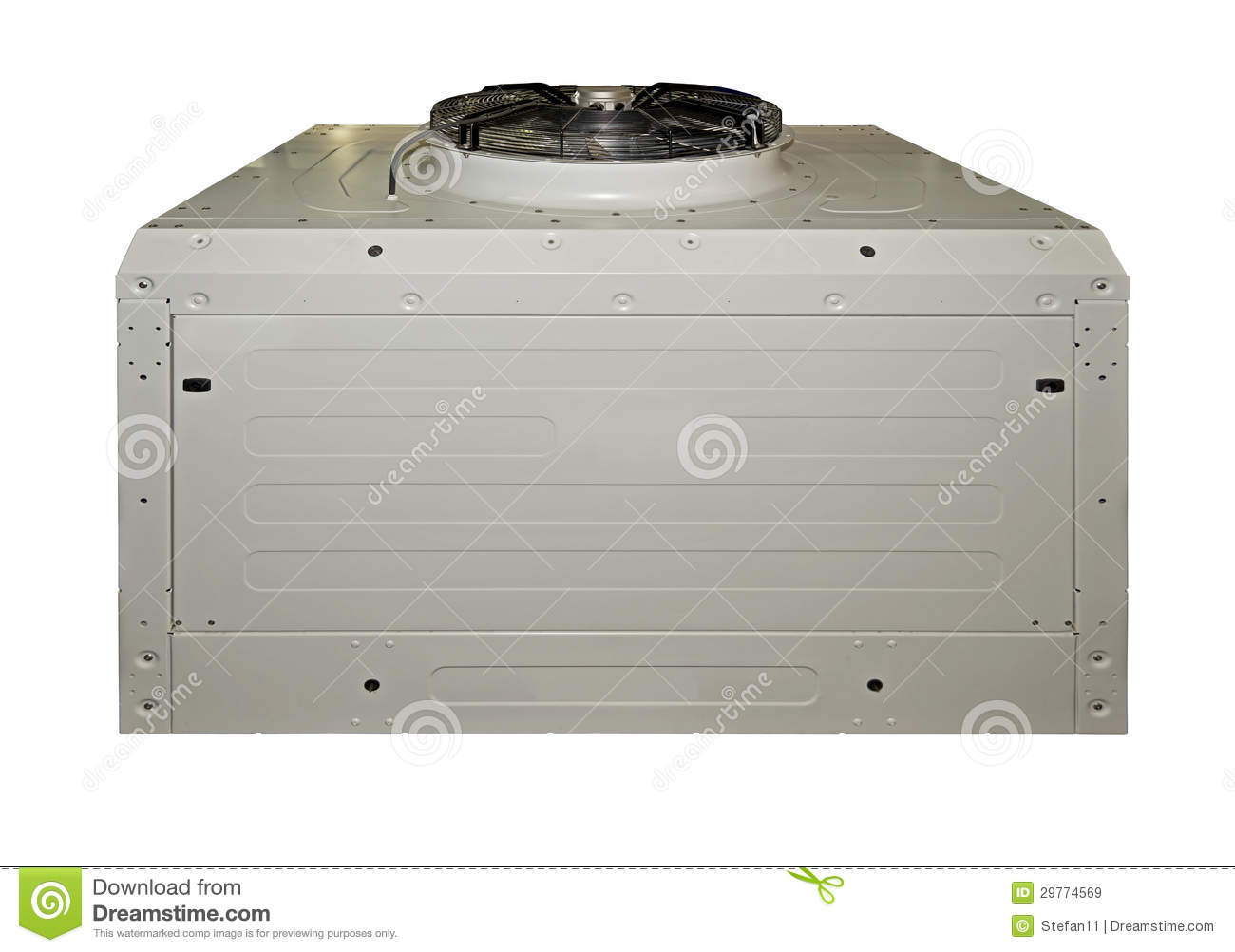 Industrial Air Conditioner Royalty Free Stock Images Image: 29774569 #85A724