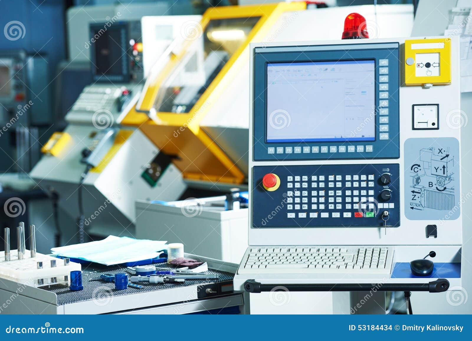Industrial cnc milling machine center